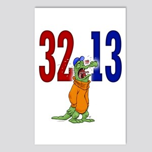 CRY GATOR Postcards (Package of 8)