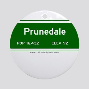 Prunedale Ornament (Round)