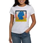 Deutschland German Map Women's T-Shirt