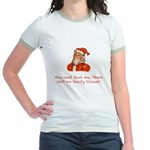 You can't fool me, there ain' Jr. Ringer T-Shirt