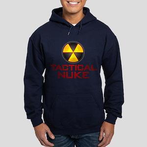 Tactical Nuke Hoodie Black/Navy