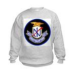 USS Northampton (CC 1) Kids Sweatshirt