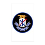USS Northampton (CC 1) Rectangle Sticker 50 pk)