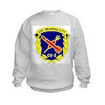 USS Oklahoma City (CG 5) Kids Sweatshirt