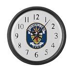 USS Richmond K. Turner (CG 20 Large Wall Clock