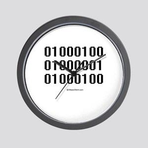Binary Pride ~  Wall Clock