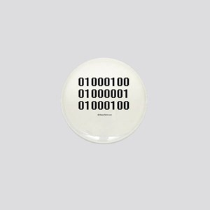 Binary Pride ~ Mini Button