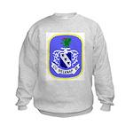 USS Belknap (CG 26) Kids Sweatshirt