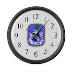 USS Belknap (CG 26) Large Wall Clock