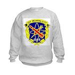 USS Oklahoma City (CLG 5) Kids Sweatshirt