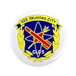 "USS Oklahoma City (CLG 5) 3.5"" Button"