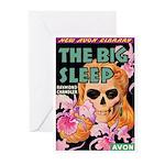 "Greeting (10)-""The Big Sleep"""