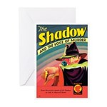 """Greeting (10)-""""The Shadow"""""""