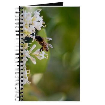 'Honey Bee Kiss' Art Journal
