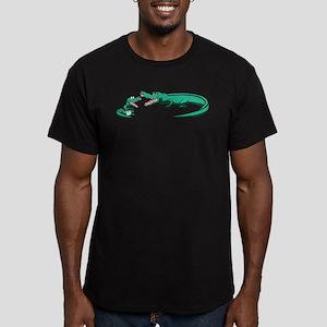 Gators Men's Fitted T-Shirt (dark)