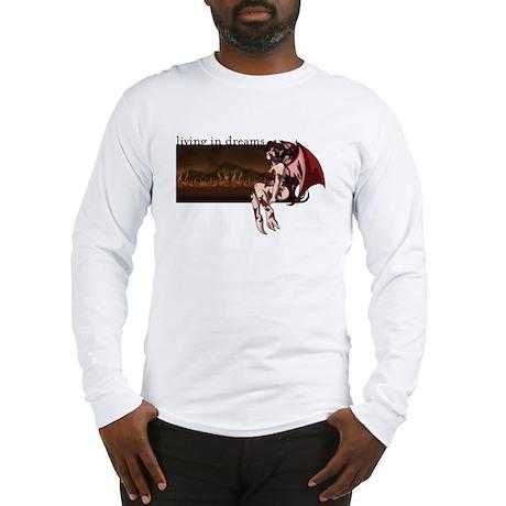 Anime Fairy Art Long Sleeve T-Shirt