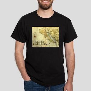 Isle of California - Dark T-Shirt