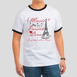 Paris-Music Ringer T