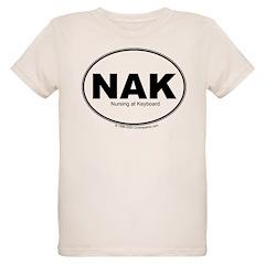 NAK- Nursing at Keyboard T-Shirt