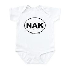 NAK- Nursing at Keyboard Infant Bodysuit