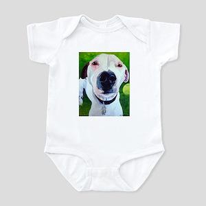 Jack Russell Nose Best Infant Bodysuit