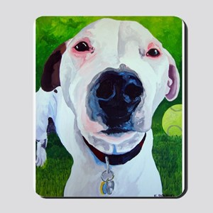Jack Russell Nose Best Mousepad