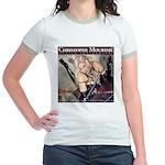 Mistress Antoinette Jr. Ringer T-Shirt