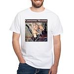 Mistress Antoinette White T-Shirt