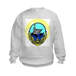 USS Bennington (CV 20) Kids Sweatshirt