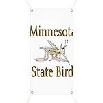 Minnesota State Bird Banner