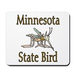 Minnesota State Bird Mousepad