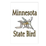 Minnesota State Bird Postcards (Package of 8)