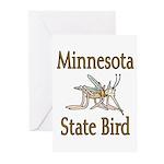 Minnesota State Bird Greeting Cards (Pk of 20)