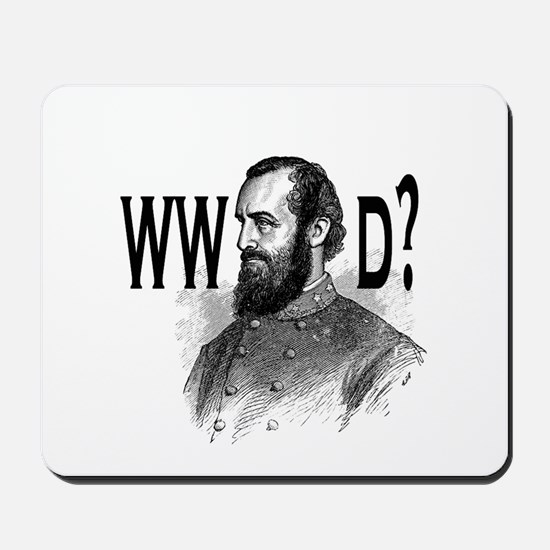 What Would Jackson Do? Mousepad