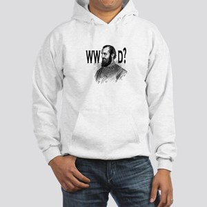 What Would Jackson Do? Hooded Sweatshirt