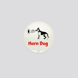 HORN DOG Mini Button