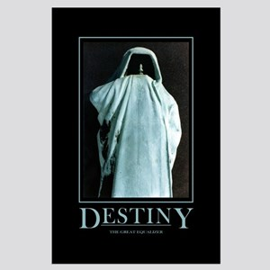 Destiny - the Great Equalizer Large Poster