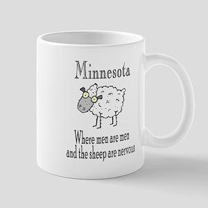 Minnesota Sheep Mug