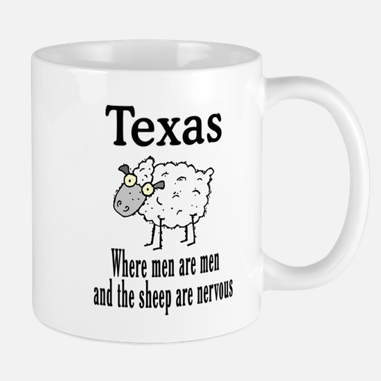 Texas Men Mug