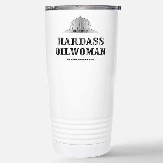 Cute Rig trash Travel Mug