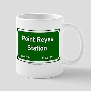 Point Reyes Station Mug