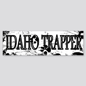 Idaho Trapper (Bumper)