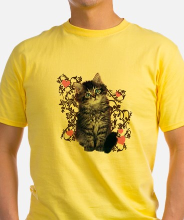 Cute Kitten Kitty Cat Lover T