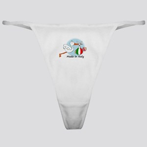 Stork Baby Italy Classic Thong