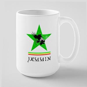Jammin Large Mug