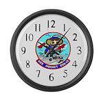 USS Hornet (CVA 12) Large Wall Clock