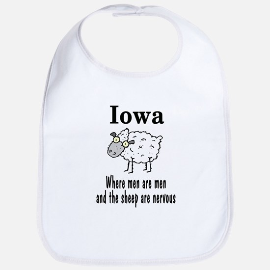 Iowa Sheep Bib
