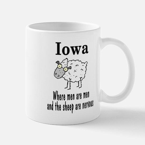 Iowa Sheep Mug