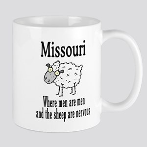 Missouri Sheep Mug
