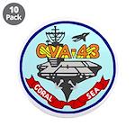 """USS Coral Sea (CVA 43) 3.5"""" Button (10 pack)"""